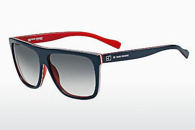 Sonnenbrille Boss Orange BO 0082/S YW0/JJ - Blau