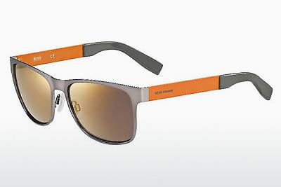 Sonnenbrille Boss Orange BO 0197/S 7ZL/CT - Silber, Ruthenium