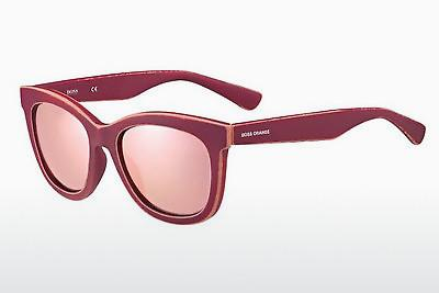 Sonnenbrille Boss Orange BO 0199/S 9DW/0J - Rot, Rosa