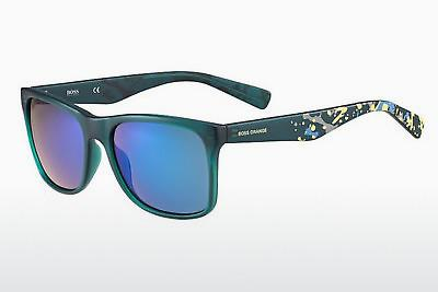 Sonnenbrille Boss Orange BO 0211/S F24/23 - Grün, Flowers