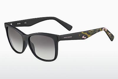 Sonnenbrille Boss Orange BO 0212/S F3B/EU - Grau, Flowers