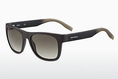 Sonnenbrille Boss Orange BO 0249/S Q5D/HA - Braun, Weiß