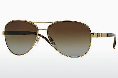 Sonnenbrille Burberry BE3080 1145T5 - Gold