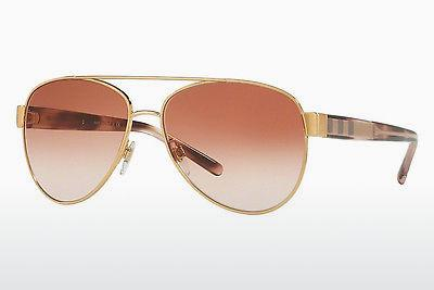 Sonnenbrille Burberry BE3084 105213 - Gold