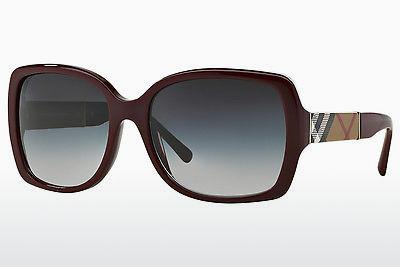 Sonnenbrille Burberry BE4160 34038G - Rot, Bordeaux