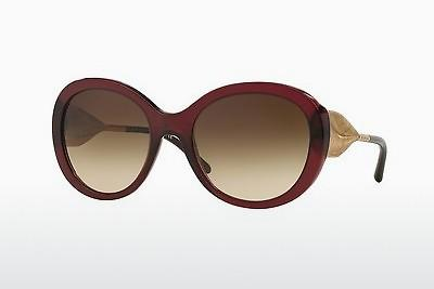 Sonnenbrille Burberry BE4191 301413 - Rot, Bordeaux