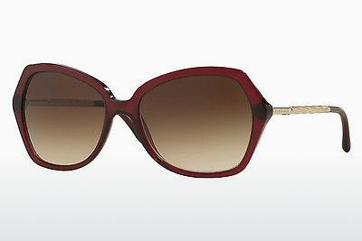 Sonnenbrille Burberry BE4193 301413 - Rot, Bordeaux