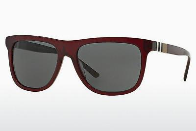 Sonnenbrille Burberry BE4201 354387 - Rot, Bordeaux