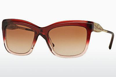Sonnenbrille Burberry BE4207 355313 - Rot, Bordeaux