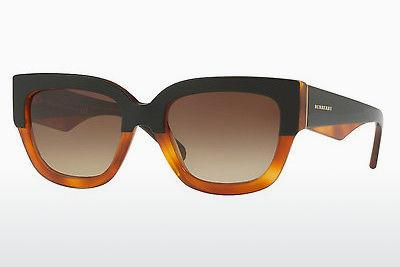 Sonnenbrille Burberry BE4252 365013 - Schwarz, Orange