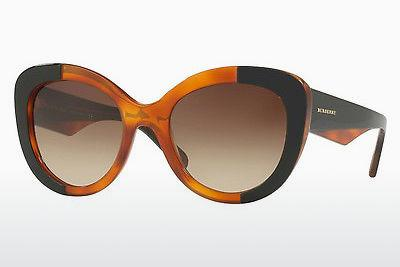 Sonnenbrille Burberry BE4253 365013 - Schwarz, Orange