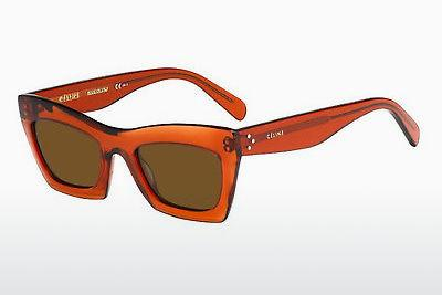 Sonnenbrille Céline CL 41399/S EFB/A6 - Orange