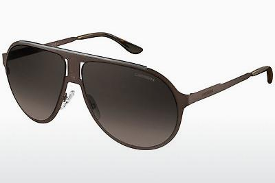 Sonnenbrille Carrera CHAMPION/MT PVC/HA - Mattbrown
