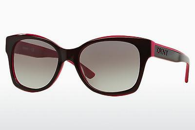 Sonnenbrille DKNY DY4132 368611 - Rot, Rosa