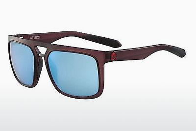 Sonnenbrille Dragon DR AFLECT ION 618 - Rot