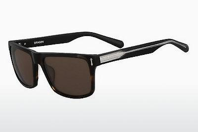 Sonnenbrille Dragon DR515S BLINDSIDE 206 - Braun, Havanna