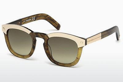 Sonnenbrille Dsquared DQ0248 59P - Horn, Beige, Brown