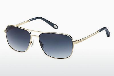 Sonnenbrille Fossil FOS 2001/S 1F5/XO - Gold