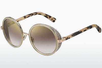Sonnenbrille Jimmy Choo ANDIE/S J7A/NH - Gold, Rosa, Havanna