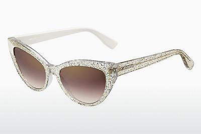 Sonnenbrille Jimmy Choo COSTY/S Q9Z/NH - Gold, Weiß