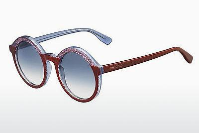 Sonnenbrille Jimmy Choo GLAM/S OTH/U3 - Rot