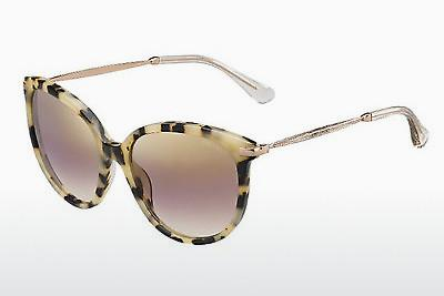 Sonnenbrille Jimmy Choo IVE/S J96/NH - Havanna, Rosa, Gold