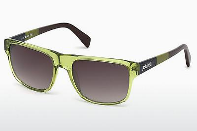 Sonnenbrille Just Cavalli JC743S 93B - Grün, Bright, Shiny
