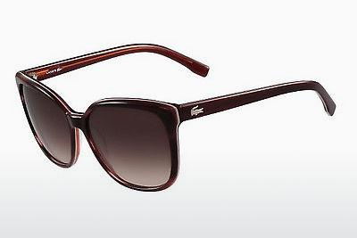 Sonnenbrille Lacoste L747S 615 - Braun, Rot