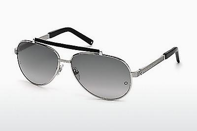 Sonnenbrille Mont Blanc MB454T 16B - Silber