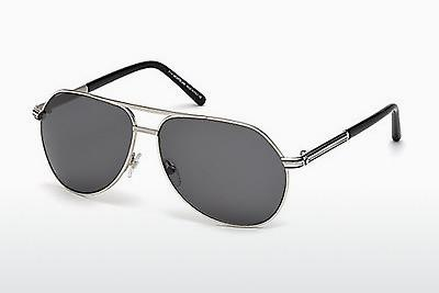 Sonnenbrille Mont Blanc MB504T 16A - Silber