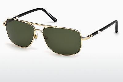 Sonnenbrille Mont Blanc MB508S 28N - Gold