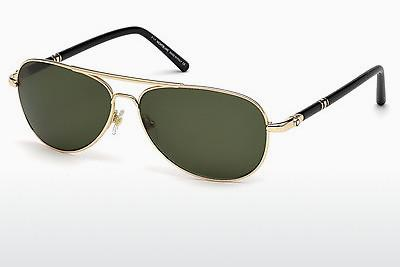 Sonnenbrille Mont Blanc MB509S 28N - Gold