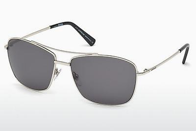 Sonnenbrille Mont Blanc MB548S 16A - Silber