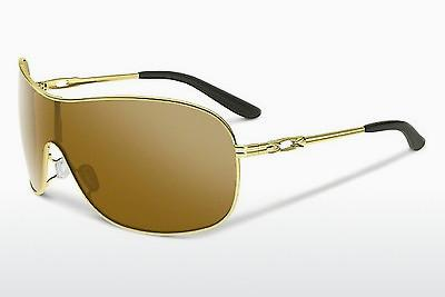 Sonnenbrille Oakley COLLECTED (OO4078 407801) - Gold