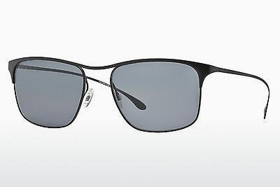 Sonnenbrille Paul Smith LANYON (PM4068S 506281) - Schwarz