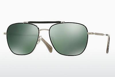 Sonnenbrille Paul Smith ROARK (PM4079S 50636R) - Grau, Silber