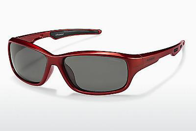 Sonnenbrille Polaroid Kids P0425 0A4/Y2 - Rot