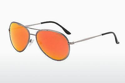 Sonnenbrille Police GLORY (S8299 584R) - Grau, Rot