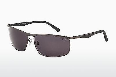 Sonnenbrille Police CHARGER 1 (S8756 0627) - Grau