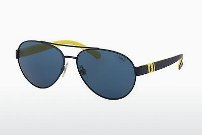Sonnenbrille Polo PH3098 911980 - Blau, Navy