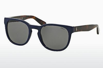 Sonnenbrille Polo PH4099 554187 - Blau, Navy