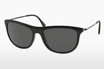Sonnenbrille Prada Sport RED FEATHER (PS 01PS 1BO1A1) - Schwarz