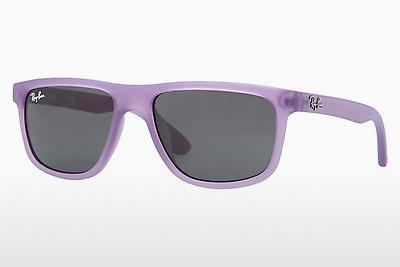 Sonnenbrille Ray-Ban Junior RJ9057S 199/87 - Purpur, Violet