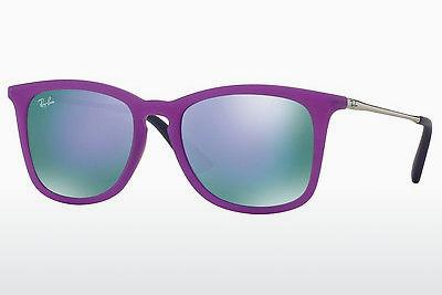 Sonnenbrille Ray-Ban Junior RJ9063S 70084V - Purpur