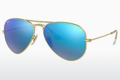 Sonnenbrille Ray-Ban AVIATOR LARGE METAL (RB3025 112/17) - Gold
