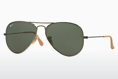 Sonnenbrille Ray-Ban AVIATOR LARGE METAL (RB3025 177) - Gold