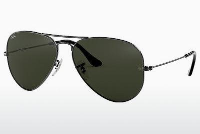 Sonnenbrille Ray-Ban AVIATOR LARGE METAL (RB3025 W0879) - Grau