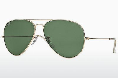 Sonnenbrille Ray-Ban AVIATOR LARGE METAL II (RB3026 L2846) - Gold