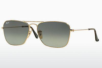 Sonnenbrille Ray-Ban CARAVAN (RB3136 181/71) - Gold