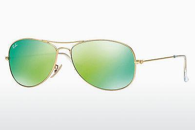 Sonnenbrille Ray-Ban COCKPIT (RB3362 112/19) - Gold